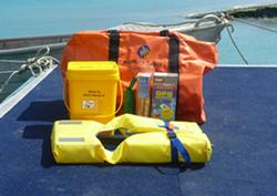 Safety Grab Bags available to recreational boats