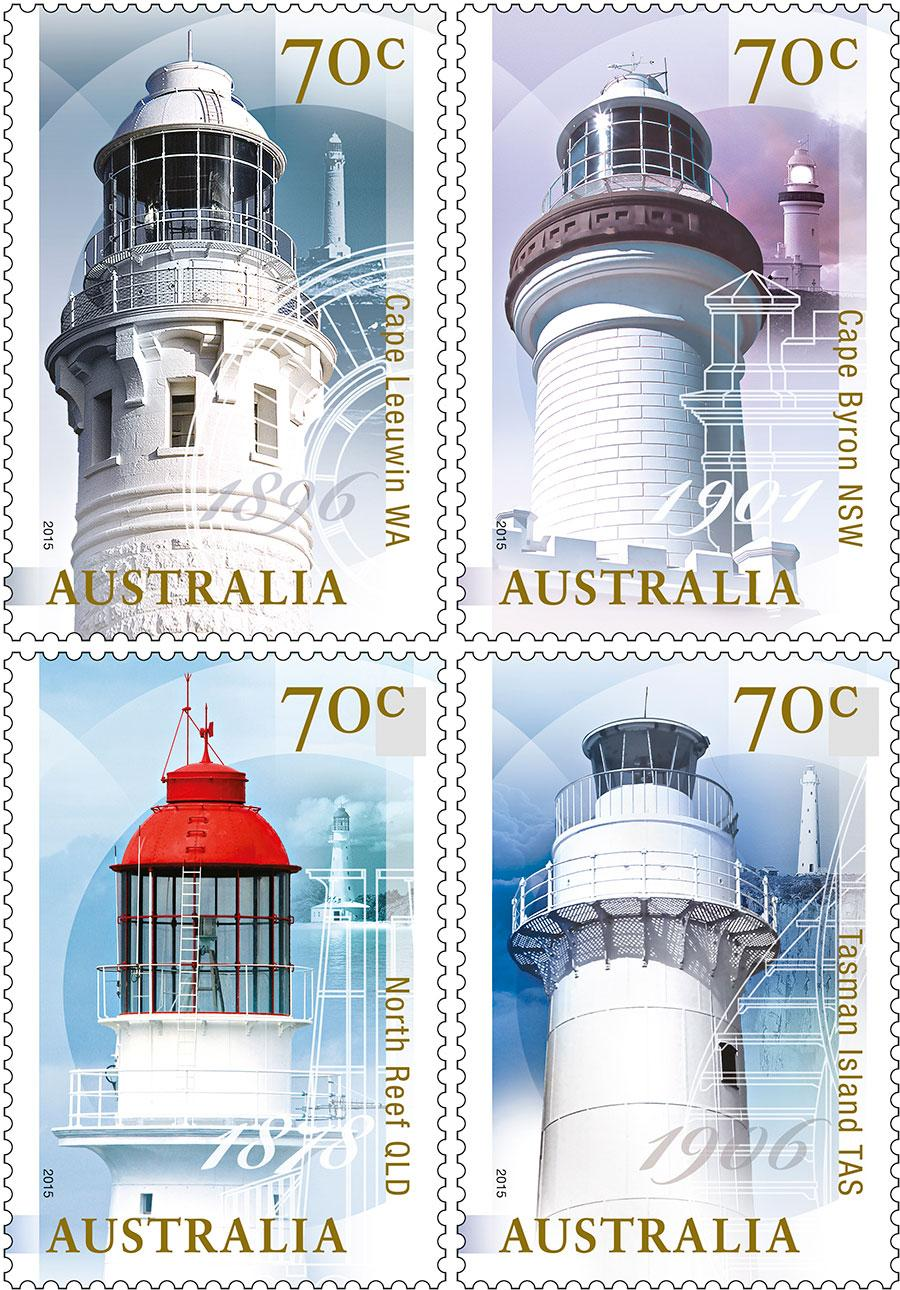 Photos courtesy of Garry Searle, Australia Post, and the Royal Australian Mint
