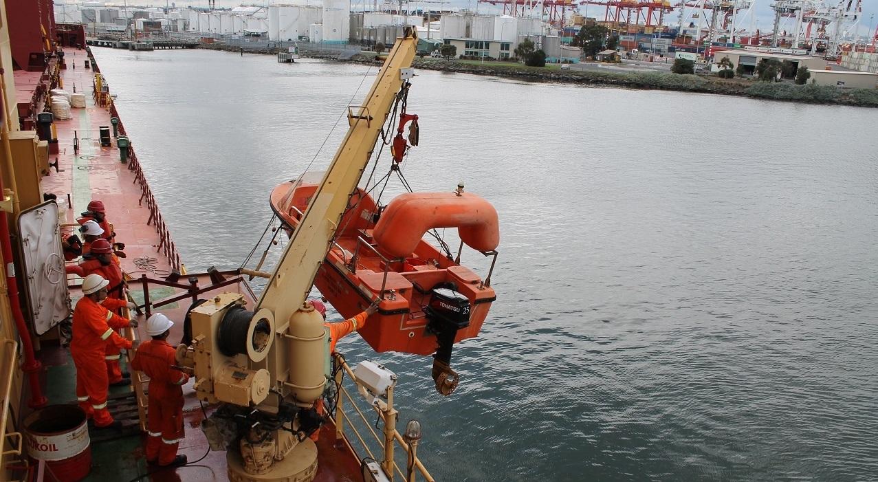 port state inspection melbourne
