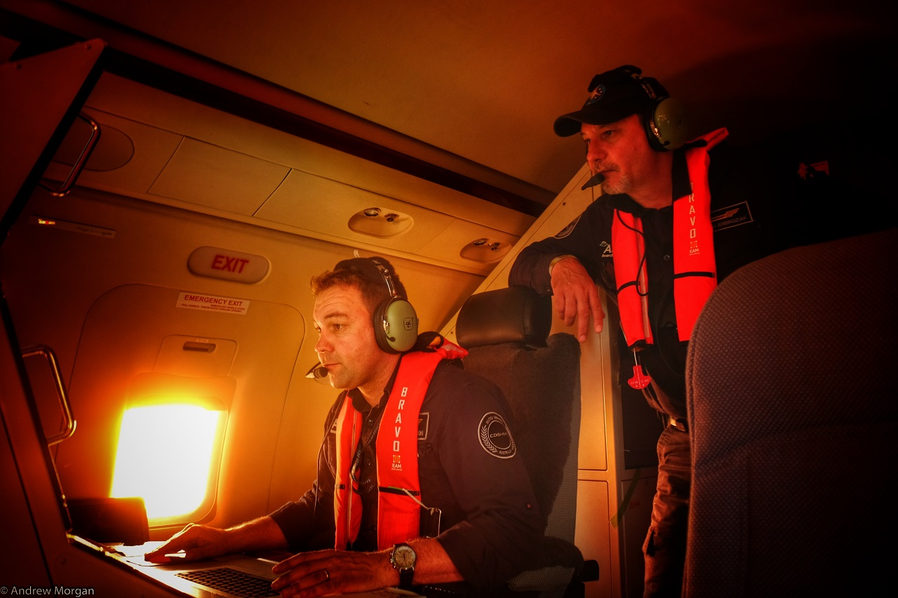 mission air crew