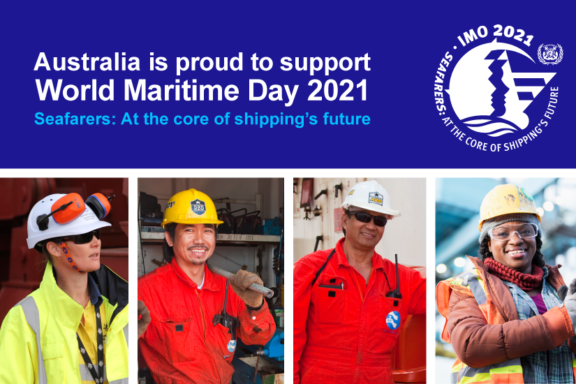 Seafarers: At the core of shipping's future