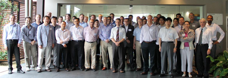 E-navigation Usability Workshop participants