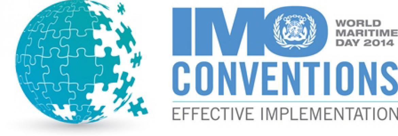 IMO World Maritime Day 2014 logo (Courtesy of the IMO)