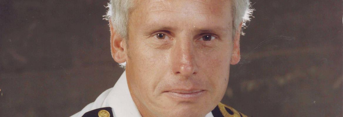 Commanding Officer James Bond