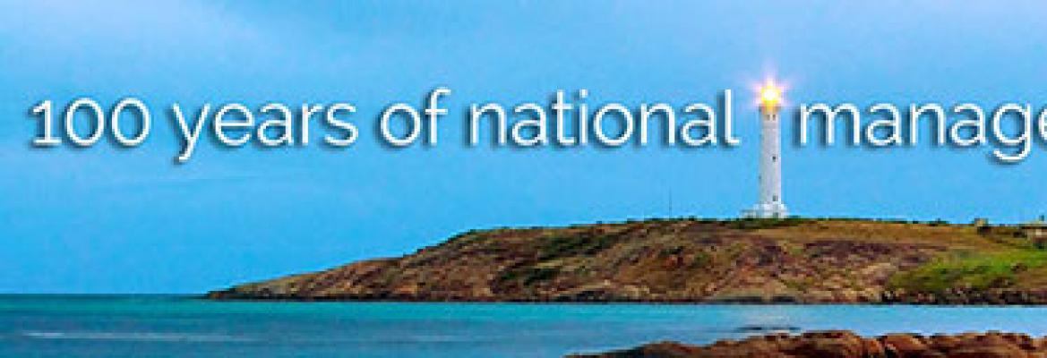 100 years of national management of lighthouses