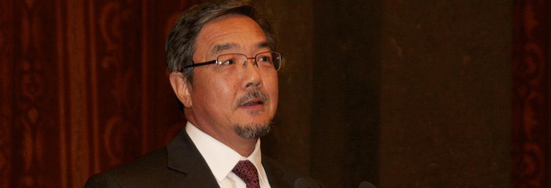 IMO Secretary-General Mr Koji Sekimizu