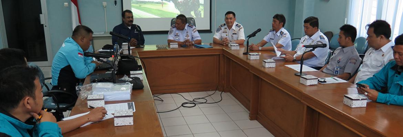 Opening meeting, Banten Province