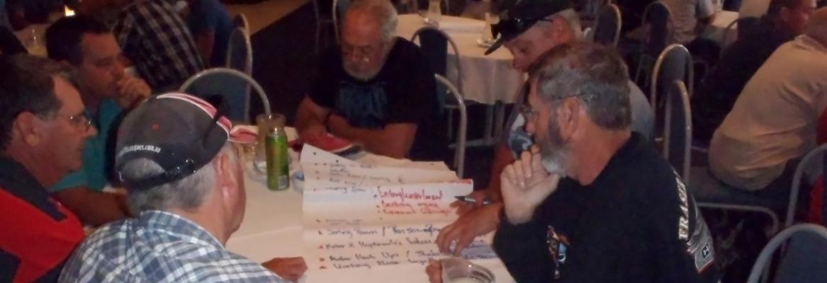 Hobart workshop participants