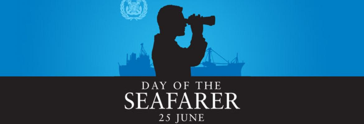 IMO Day of the Seafarer banner