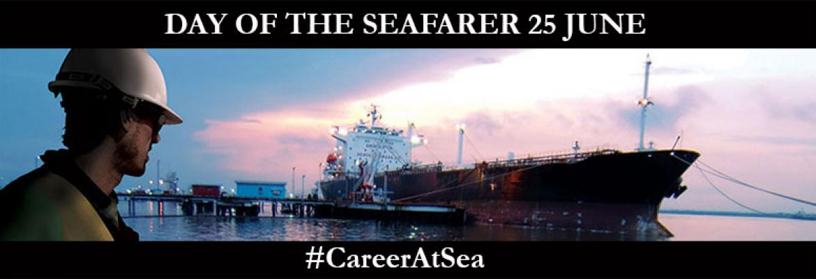 Day of the seafarer 25 June