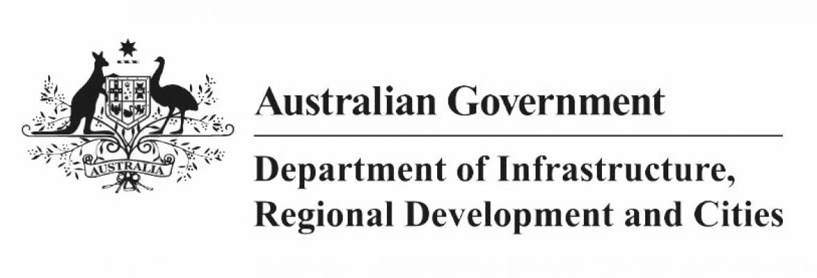 Department of Infrastructure logo