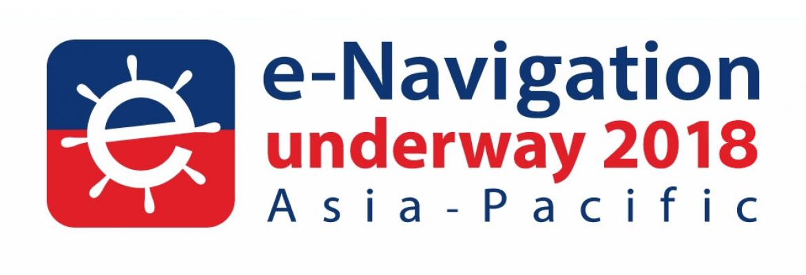 e-Navigation underway 2018 Asia Pacific