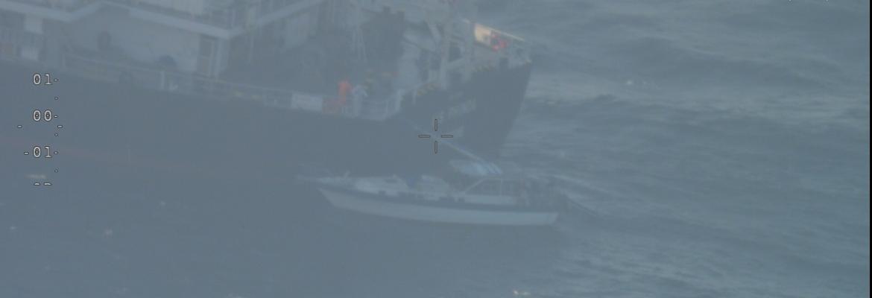 Yacht rescue Jepeda IV July 2018