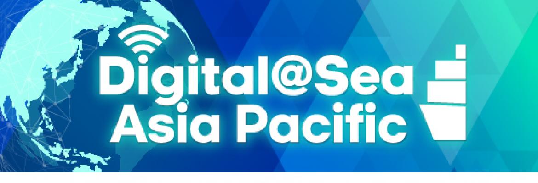 Digital@Sea Asia Pacific Live Conference 2021