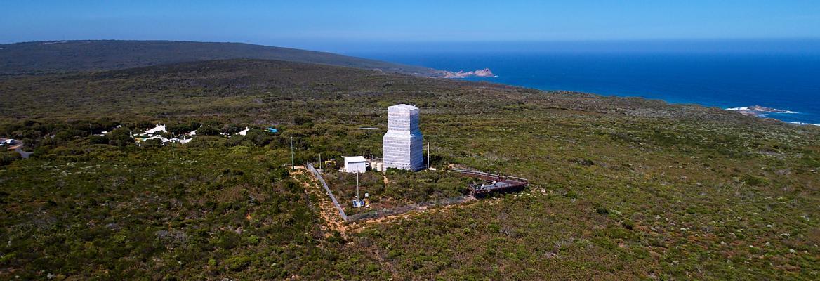 Cape naturalista lighthouse