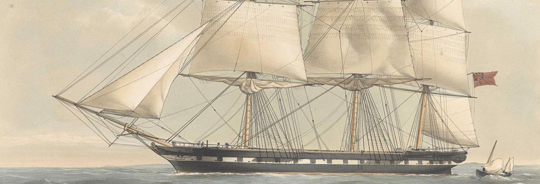 The Dunbar ship