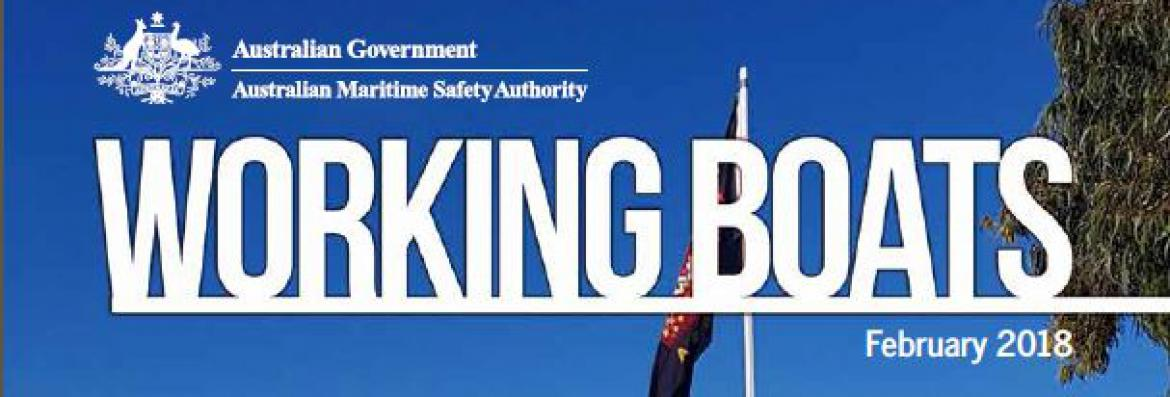 Working Boats issue 11, February 2018