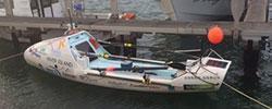 Image of  ocean row boat James Lewis