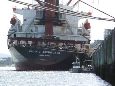 Image of the Pacific Adventurer