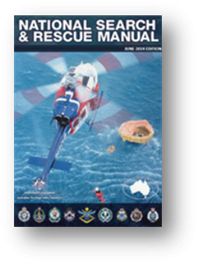 National SAR manual cover