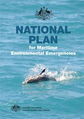 Image of front page of National Plan for Maritime Environmental Emergencies