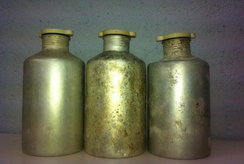 Poison canisters