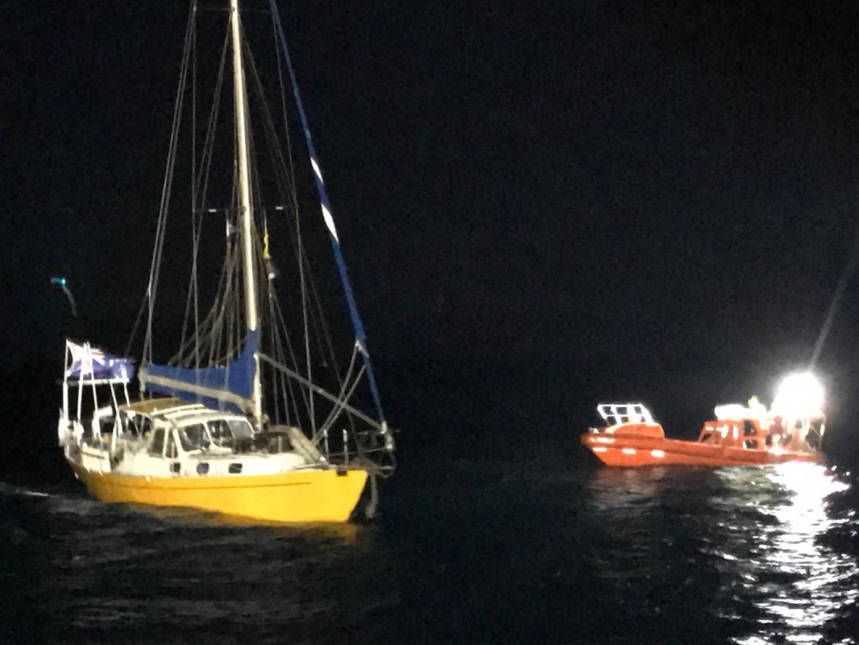 Sail2Indonesia yacht Lara II