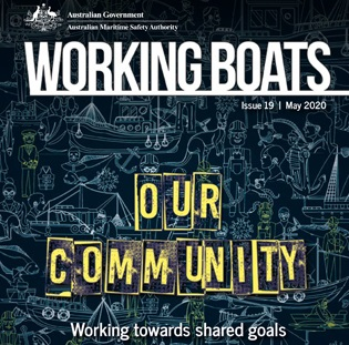 working boats banner