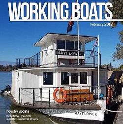 Working Boats magazine issue 11, February 2018